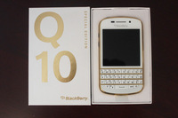 New Arrival !  Original BlackBerry Q10 4G 3.1'' Dual core,Qwerty,Built-in 16GBROM,8MP free DHL/EMS fast shipping