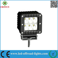 "2.8"" HIGH INTENSITY 18W LED WORKING LIGHTS CREE LED LIGHT OFFROAD LED WORKING LIGHTS TRUCK LED DRIVING LIGHT"