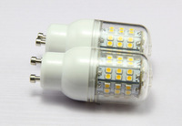 5pcs/Lot 48 LED Lamps 3528 SMD GU10 3W Warm/Cold White Home Lighting A206