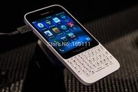 """FREE SHIPPING 2pcs/lot  & Original BlackBerry Q5 Qwerty,16GB ROM 5MP+2MPcamera 3.1""""screen 2G/3G/4G Dual core BlackBerry OS 10.1"""