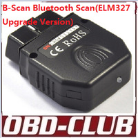 B-Scan ELM327 obd Upgrade Version (Bluetooth Scan) work withAndroid system (V2.3 and v4.0)cellphone and laptop freeship