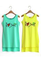 New lover Brazil Latin fashion sleeve less tshit/Brazil flag print camiseta casual feminina/blusas femininas cotton t shirt tops