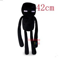 New Minecraft Baby Toy Minecraft Enderman Plush Doll Toys Stuffed Dolls Kids Brinquedos Christmas Gifts Toys YS-978747338
