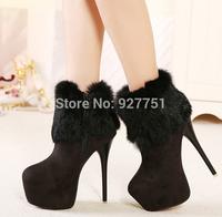 Sexy black Bottom Pointed Toe High Heel Women Pumps Shoes 2015 Brand New Design Less Platform Pumps