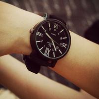 Top Brand  high Luxury Big Dial 5CM Roman Casual Watch Quartz watch men women Analog wristwatches