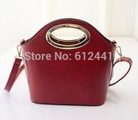 Free Shipping Fashion New Design PU Leather Women Handbag Lady Tote Bag Shoulder Bag
