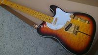 Custom Shop Merle Haggard Signature Guitar TUFF DOG TELE Tone Sunburst Tone Tele Electric Guitar