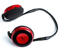 Wireless headphones headset sports TF card MP3 portable FM radio headphones jogging Universal Multipurpose