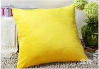 New sale yellow cushion covers for sofa christmas cushion cover 50x50cm ikea cushion off 28%