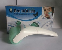 Hot selling  face massage roller ice rolling belt for body as seen on tv