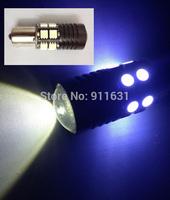High Power 1156 7W CREE Q5 12 LED Light Car Head Light Bulb White Lamp DC 12V-30V Brake Lights Reverse Lights #H004B
