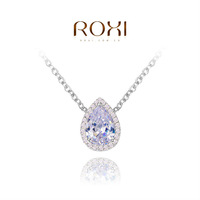 ROXI delicate heart necklaces,fashion jewelrys,nice platnium plated necklaces,fashion jewelrys for women,Christmas gifts