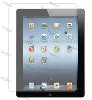 50 pcs/Lot Clear Screen Protector  for New iPad 3 3G Screen Guard