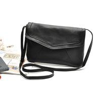 Good quality Simple and elegant fashion handbag shoulder messenger bag across long envelope clutch bag
