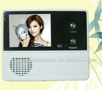 Long distance door eye viewer exitec digital door viewer  TEC601B-2AH