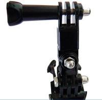 F06853-3 3 Pcs OEM 3-Way Adjustment Base Mount for Chest Strap Shoulder Belt GoPro HD Hero 2 3 US Freeshipping