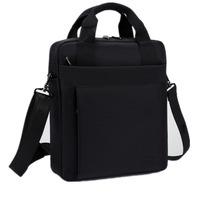 Itemship Durable Laptop Bags Oxford Men Messenger Black Color Laptop Bags  Fit For10/12-Inch Laptop