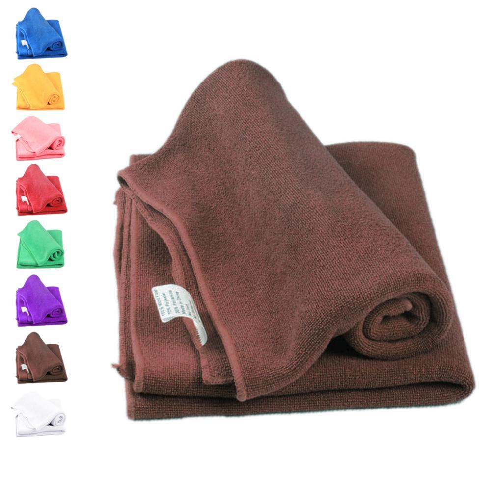 New arrival 30cmx30cm Microfiber Car Cleaning Towel Microfibre Detailing Polishing Scrubing Waxing Cloth Hand Towel(China (Mainland))