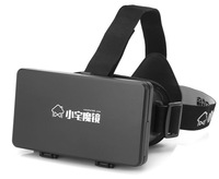 "wholesale ColorCross Universal Google Virtual Reality 3D Video Glasses for 3.5~6"" Smartphones Cardboard Oculus rift dive vrase"
