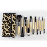 Free shipping Professional 12 pcs makeup brush set cosmetic beauty tool