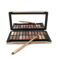 2014 New NK4 Metallic Eye shadow make up 24 earth tone colors eyeshadow palette Makeup set cosmetic Beauty Gift Party