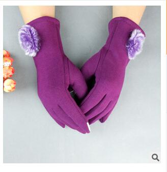 Женские шарфы, Шапки, Комплекты Qinkom guantes luvas 42