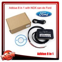 2015 New Truck Adblue Emulator 8 in1 with Programing Adapter with NOx sensor 8 in 1 Adblue emulator