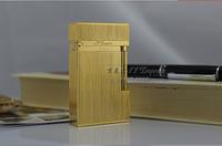 STDupont Dupont lighters copper broke microwave enhanced version boutique real gold plating