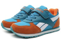 Cool high quality spring big in small kids shoes  youth fashion sports shoes casual shoes parent-child shoes slip