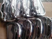 Brand New SLDR Iron Set Golf Clubs 4-9PAS (9pcs) Steel Shaft Regular or Stiff Shaft Flex With Headcover