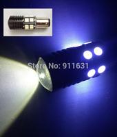 High Power Car 1157 7W CREE Q5 12 LED Light Car Head Light Bulb White Lamp DC 12V-30V Brake Lights #H006B