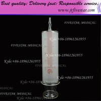 Irrigating Glass Syringe / Enema Glass Syringe / Drencher 1000ml.