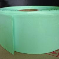 Wide 242mm / Diameter 154mm PVC Heat Shrinkable Tube Heat Shrinkable Film Battery Holster Insulation Package Light Green