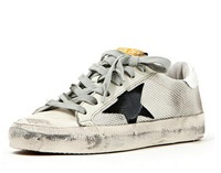 Golden goose superstar GGDB breathable comfortable Italian handmade genuine leather skateboard Antiskid Wearable Shoes