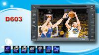 "Universal 2 Din 6.2"" In Dash Car DVD Player GPS/ Radio/FM/USB/SD/Bluetooth/TV HD digital touch screen full"