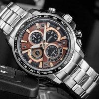Top Sale Quality Brand Men Sports Watches Mens Military Wrist Watch Casual Full Steel Male Wristwatch Waterproof Reloj Relojes