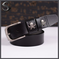 Free Shipping Famous Brand Design Male Belts Men's Belts Cowskin Leather Belt Men Cow Leather Belt Leisure Wainstband