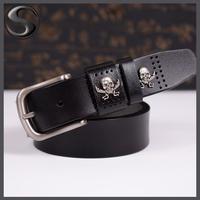Free Shipping Famous Brand Design Male Belts Men's Belts Cowskin Leather Belt Men Cow Leather Belt Leisure Wainstband
