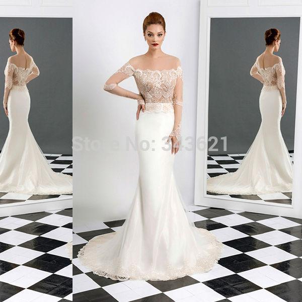 فستان العروس (الجزء1) White-Lace-Wedding-D