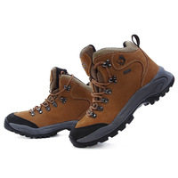 Outdoor hiking shoes waterproof head layer cowhide  shoes shoes