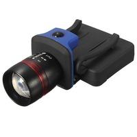 3 pcs/Lot  _ Hiking Fishing Cree Q5 LED Zoomable Cap Light HeadLamp Headlight Torch