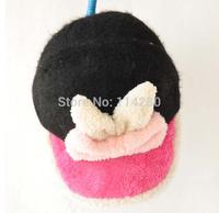 2014 New Warm Children Girls Winter Hat Caps Adjustable Baseball Kids Baseball Cap