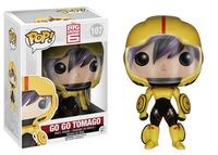 Pre Sale-New! Genuine funko pop Big Hero 6: GO GO TOMAGO 3.75 inch vinyl dolls vinyl figure children toy gift free shipping