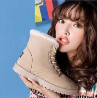 Winter boots lady snow boots women winter snowshoes women boots shoes woman botas femininas ankle boots women booties
