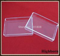 clear quartz dish