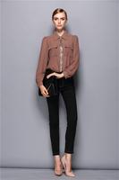 2014  New Arrival Women's Fashionable Elegant Hot Sale Popular Korean New Fashion Lady's Chiffon Shirt