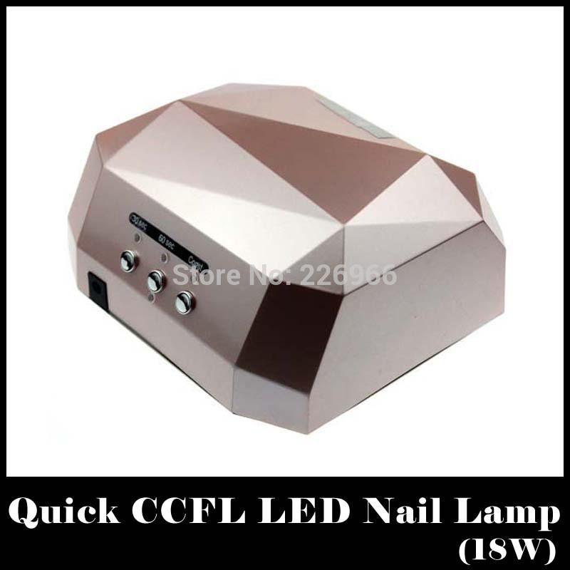 Сушилка для ногтей Nail dryer CCFL 18W сушилка для ногтей led nail dryer 9w 100 240v h11063p h11063w h11063dr h11063b