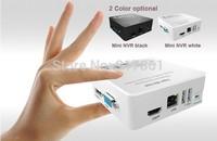 Mini 8CH NVR HD Network Video Recorder ONVIF 1080P E-SATA P2P HDMI USB For Dahua Camera