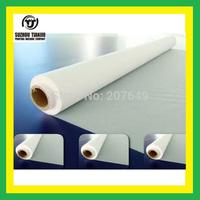 TJ color is white 130Mesh(52T) polyester Silk screen printing mesh(width=1.27meter) 5 meter sales