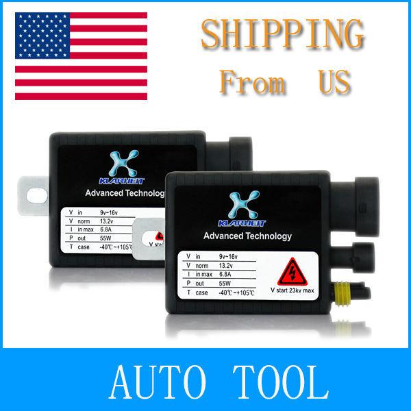 super 55W Xeno slim HID KIT 9004 9007 HB4 9006 H1 H4 H7 3K 5K 6K 8K 10K 12K 15K 30K ship from us(China (Mainland))